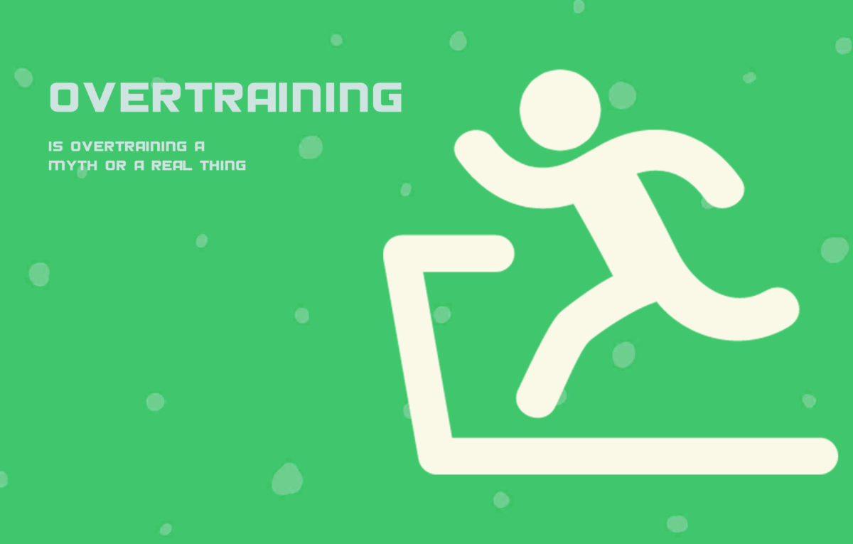 Is overtraining a myth or a real thing?